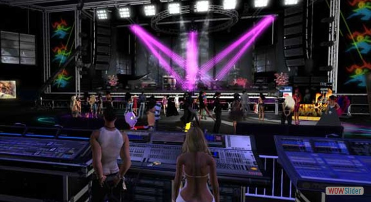 live-music-second-life